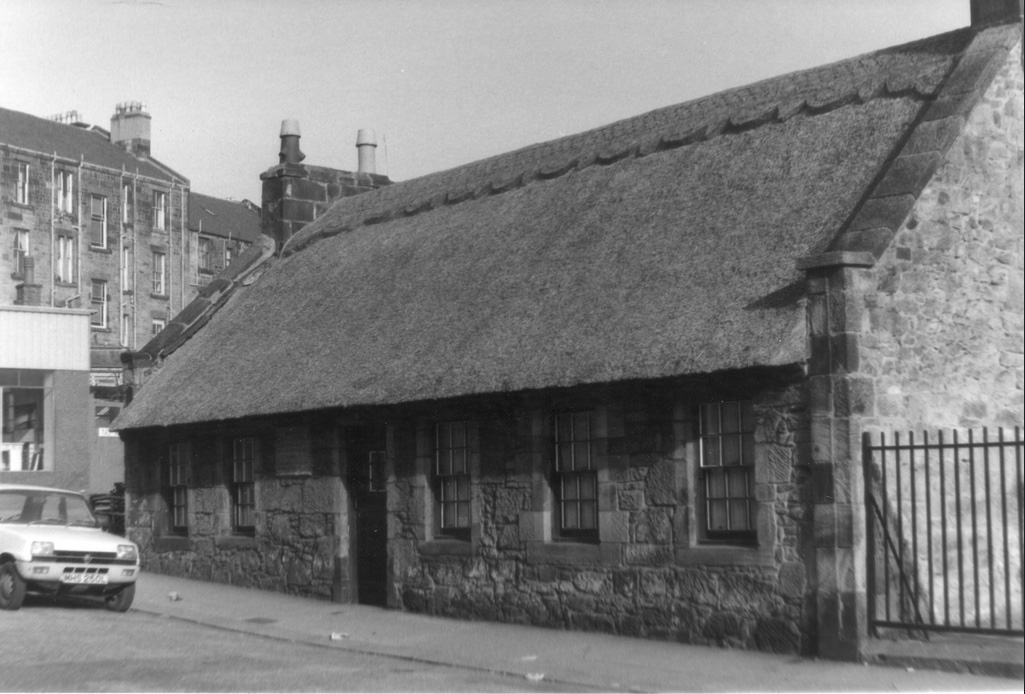 Tannahill's Cottage 1978